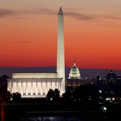 Washington D.c Photograph - This City by Mitch Cat