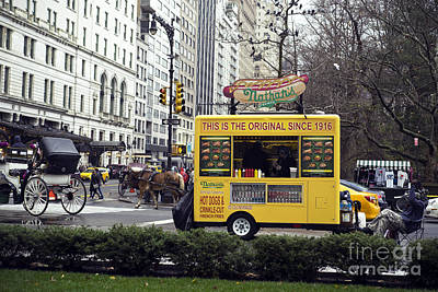 Hot Dog Stands Photograph - This Is The Original Since 196 by John Rizzuto