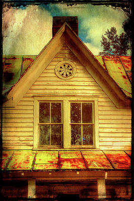 This Old House Print by Mike Eingle