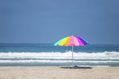 Surf Lifestyle Photograph - This, This Is Summer by Peter Tellone