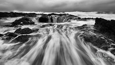 Flowing Wells Photograph - Thors Well Truly A Place Of Magic 6 by Bob Christopher