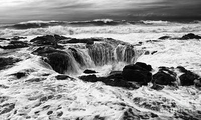 Flowing Wells Photograph - Thors Well Truly A Place Of Magic 7 by Bob Christopher