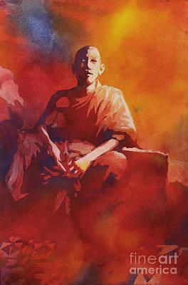 Thoughtful Moment- Nepal Print by Ryan Fox