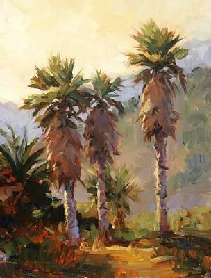 Painting - Three Amigos by Jenifer Prince