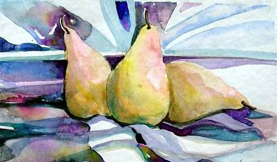 Three Graces Original by Mindy Newman
