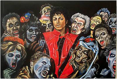 Thriller Original by Jeremy Worst