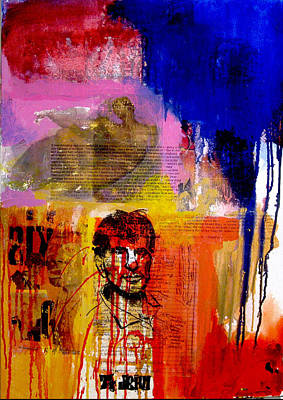 James Gallagher Painting - Ti Jean by James Gallagher