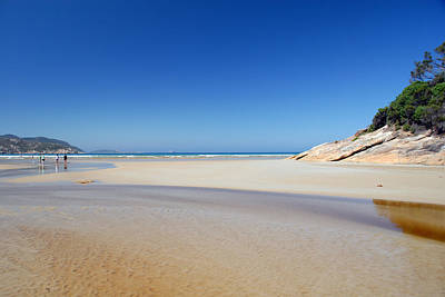 Tidal River Photograph - Tidal River Beach by Robert Lacy