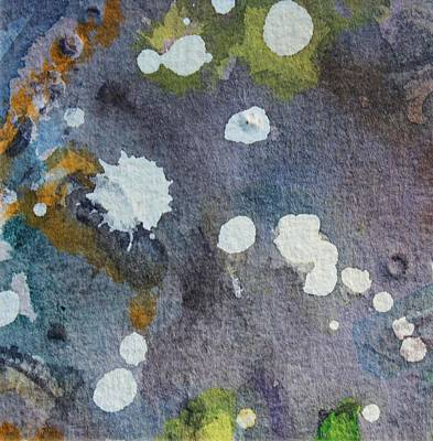 Tide Pool 5 Original by  Judy Bernier