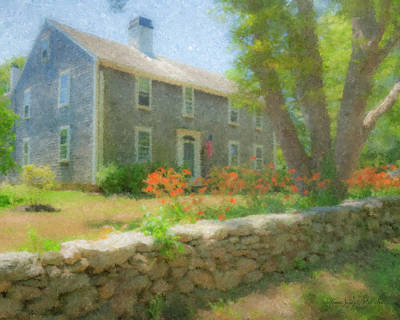 Mcentee Painting - Tiger Lillies  by Bill McEntee