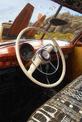 Woodie Digital Art - Tiki Woodie by Ron Regalado