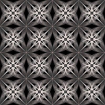 Random Digital Art - Tiles.2.280 by Gareth Lewis