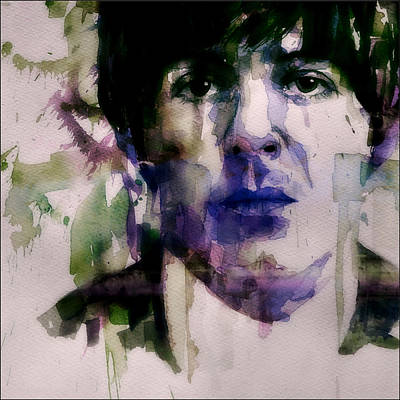 Paul Mccartney Painting - Till There Was You by Paul Lovering