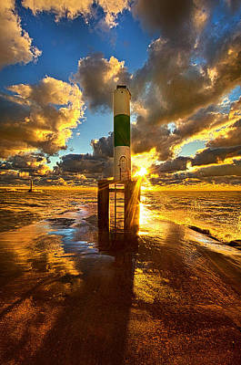 Till You Opened My Eyes Print by Phil Koch