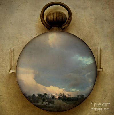 Surrealist Photograph - Time Free by Martine Roch