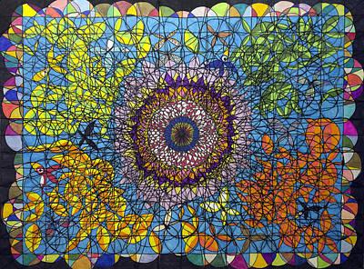 Time Symmetry  Print by William Douglas