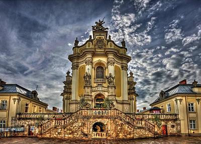 Ukraine Photograph - Timeless Beauty by Evelina Kremsdorf