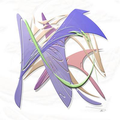 Jackson 5 Digital Art - Titan by Warren Lynn