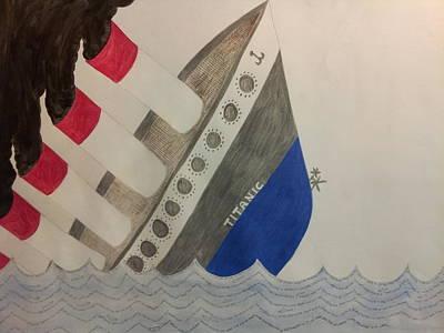 Titanic Dream Print by William Douglas