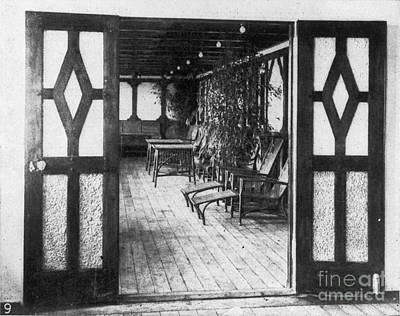 Titanic: Private Deck, 1912 Print by Granger