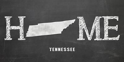 Clarksville Mixed Media - Tn Home by Nancy Ingersoll