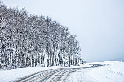 Vail Photograph - To Another Horizon by Evelina Kremsdorf