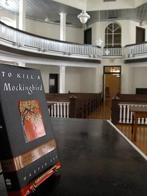 To Kill A Mockingbird Original by David Dittmann
