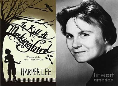 Famous Book Digital Art - To Kill A Mockingbird  by John Malone