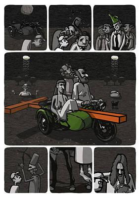 To The Fair Print by Alexander Didenko