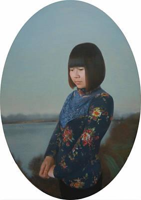 To Xiu Pan Print by Weiyu Xia