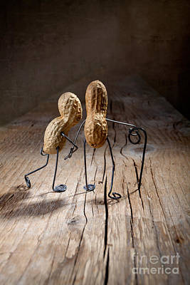Wire Photograph - Together 05 by Nailia Schwarz