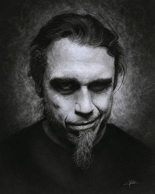 Tom Araya Original by Christian Klute