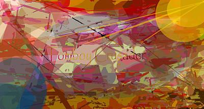 Tomboy Crusader 3 Print by Tate Devros