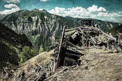 Tomboy Photograph - Tomboy Mine by George Buxbaum