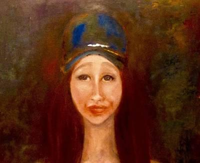 Tomboy Painting - Tomboy by Yolanda Terrell