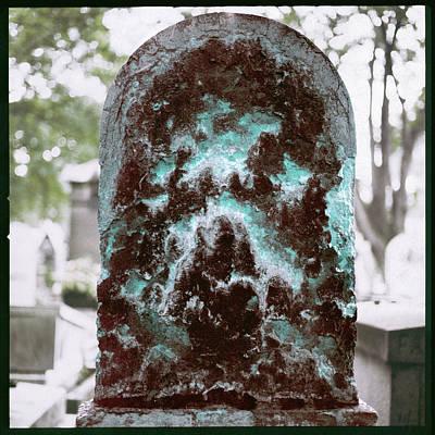 Tombstone Blues Print by Daniel Furon