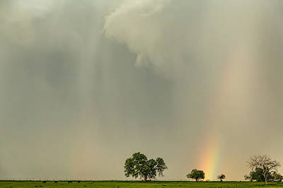 Weather Photograph - Tornadoes In The Air And Optical Illusions by James BO  Insogna