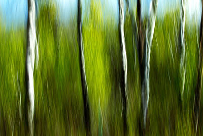 Abstract Movement Photograph - Torsion And Tension by Todd Klassy