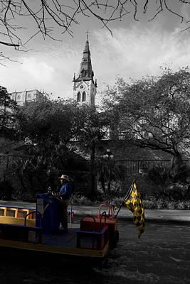 Riverwalk Photograph - Tourismo De San Antonio II by Dylan Punke