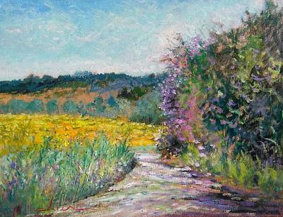 Toward The Sunflowers - Italy Original by Biagio Chiesi