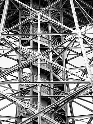 Tower Print by Philip Openshaw