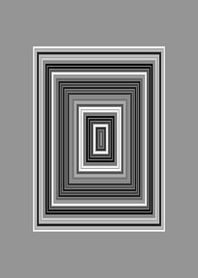 Gray Digital Art - Tp.2.1 by Gareth Lewis