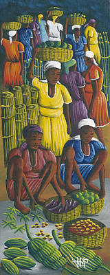 Trading Ladies Original by John Paul Joseph