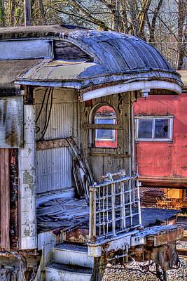 Train No. 92 Original by David Patterson