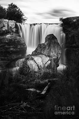 Tranquil Spaces 2 Print by Bob Christopher