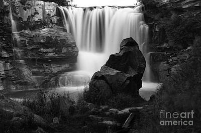 Tranquil Spaces 3 Print by Bob Christopher