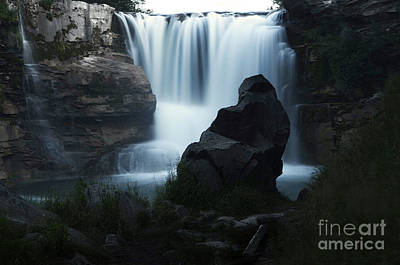 Tranquil Spaces Print by Bob Christopher