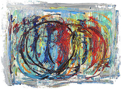Transition Print by Bjorn Sjogren