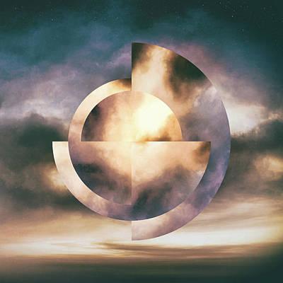 Buddhism Digital Art - Translation Of God by Lonnie Christopher
