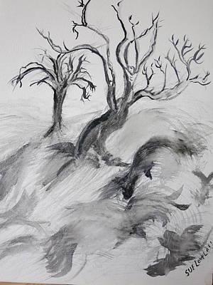 Tree Original by Sue Lovelace